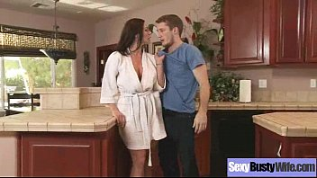 mature busty wife (kendra lust) like intercorse on.