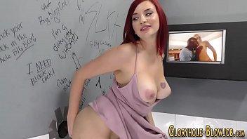 ass fucked gloryhole babe