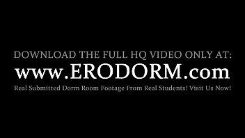 teen cutie taking horny cock in her dorm room