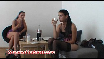 real czech lesbians in sexy lingerie.