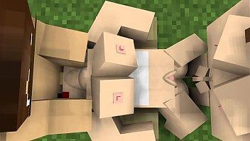 minecraft futa male female threesome