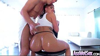 (rachael madori) girl with big round ass enjoy.