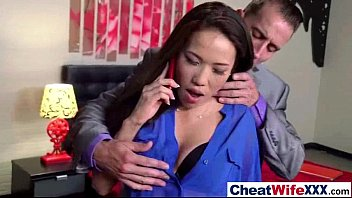 superb mature lady (kalina ryu) in cheating sex.