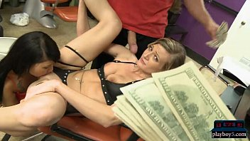 amateur blonde accepts big dollars to have her.