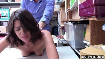 horny hot babe kat arina wants it large.