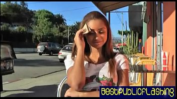 angel cummings is a teen public flashing dream pt.2