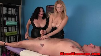 cum controlling masseuses dominating patient