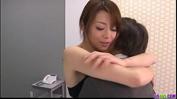 maki hojo  leaves the boss to fuck.