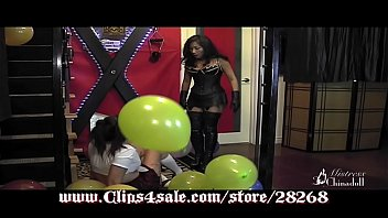 mistress chinadoll and anita mann in.
