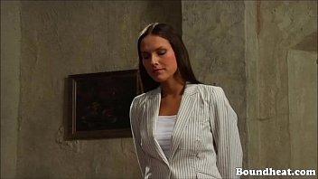 lsebian slave serving her mistress and.