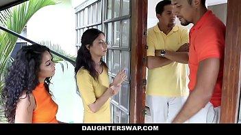 daughterswap - creepy dads film daughters.