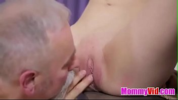 mommyvid.com - sexy helena blows old.