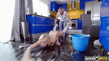 bangbros 18 - tiffany watson squirts on her.