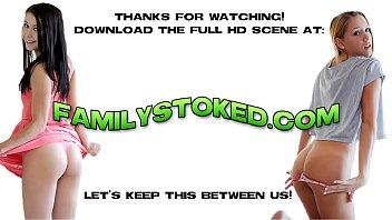 brooke&#039_s teen pussy and stepbro&#039_s big.