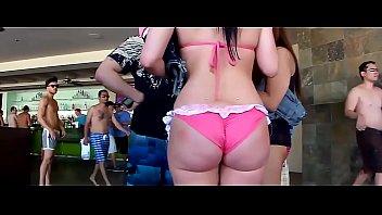 candid bikini ass 14