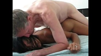 japanese maid gets fucked by her white master.