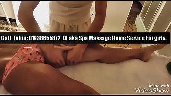 yoga spa massage home service for.
