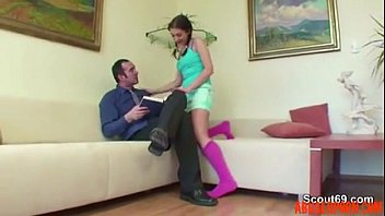 german 18yr old step-daughter seduce old step-dad to....