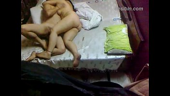 chubby indian couple amateur home made.