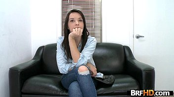 cute girl natalie heart does her first facial 1.1