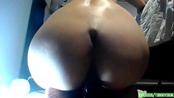 brazilian thot milf anal