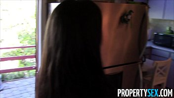 propertysex - hot black real estate agent tricked.