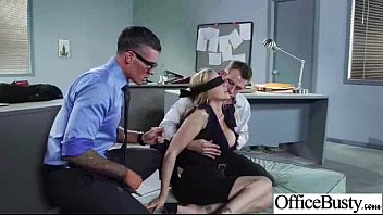 (julia ann) big juggs office girl enjoy hard.