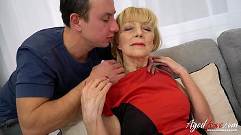 agedlove blonde mature fucked hard by.
