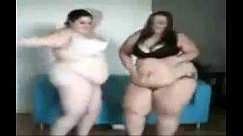 gorda le gana a shakira bailando