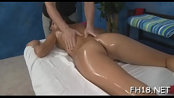 those 3 girls drilled hard by their massage.
