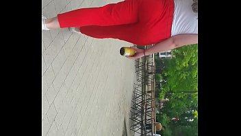red ass candid