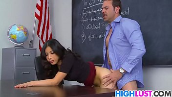 nicole ferrera fucks the principal