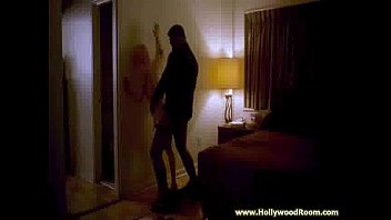 selma blair banged hard up against a wall.