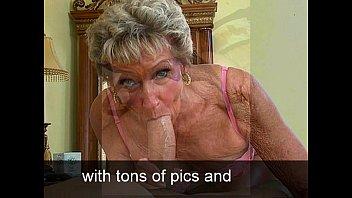 horny granny slideshow