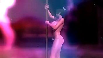 doa5lr mai pole dance artemis bikini.