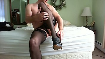 dressing in my wife'_s lingerie and.