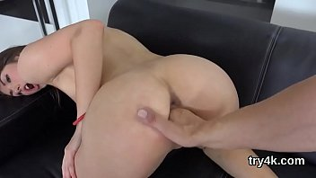 lovesome chick give suck job in pov and.