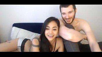 thai cam amateur loves her boyfriends big dick.