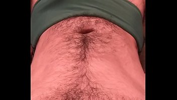 hairy man bulge boner