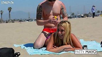 massage prank (gone wild) kissing hot girls on.