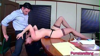 (chanel preston) sexy pornstar girl nailed by long.