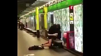 inaugurando la estaci&oacute_n del tren :d sexo a.