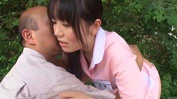subtitled bizarre japanese half naked caregiver.