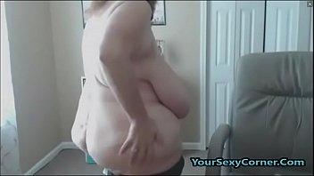 bbw granny huge natural tits -.
