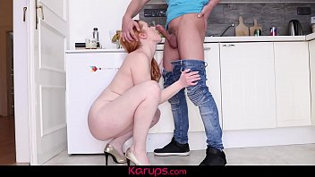karups - mature redhead michelle russo fucks her.