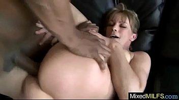 huge mamba black cock stud bang with slut.