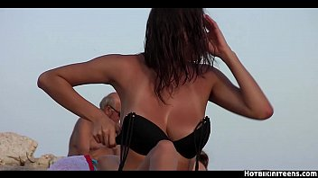 topless beach teens voyeur hd video.
