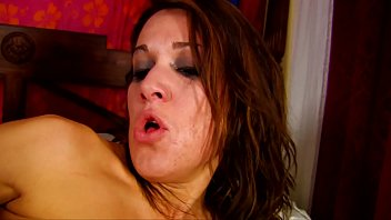 anal destruction of the beautiful brunette