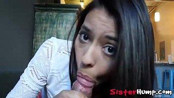 tantalizing step-sis family roleplaying with stepbro