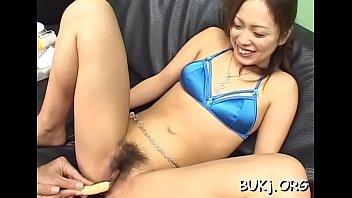 top asian babe provides pleasure in pov by.